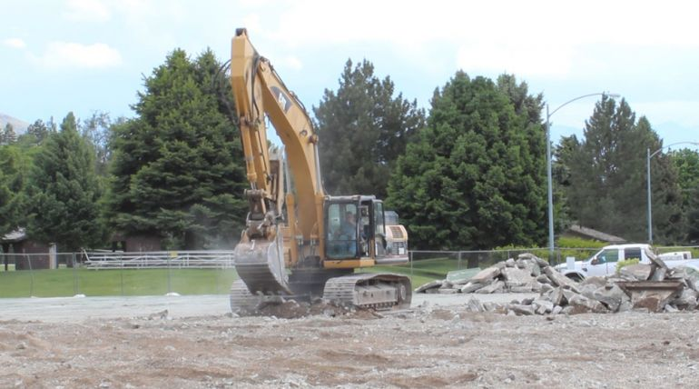 Demolition/Earthwork