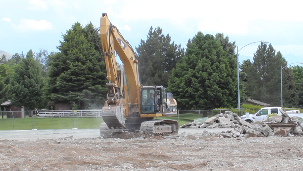 Demolition/Earthwork